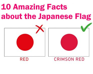 Amazing Facts About The Japanese Flag Japan Inside - Japanese flag