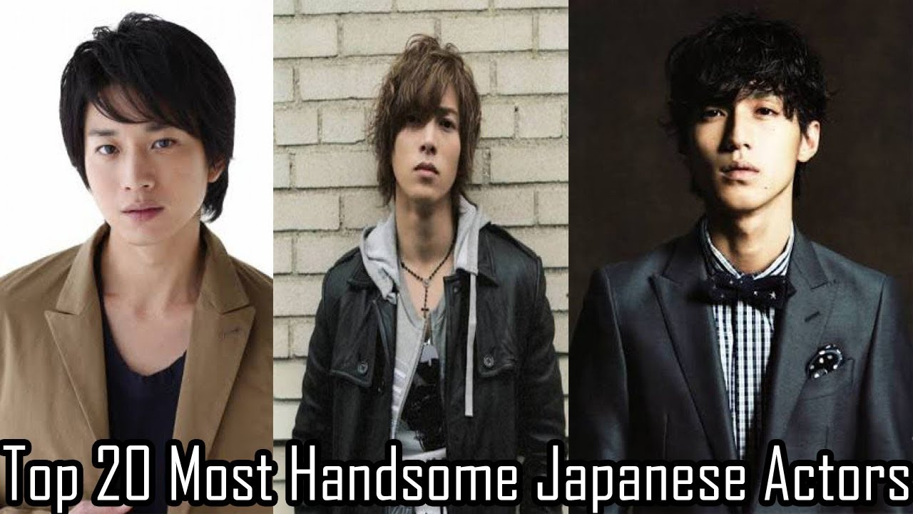 most popular japanese actors